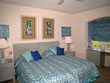 Second bedroom, two twin beds